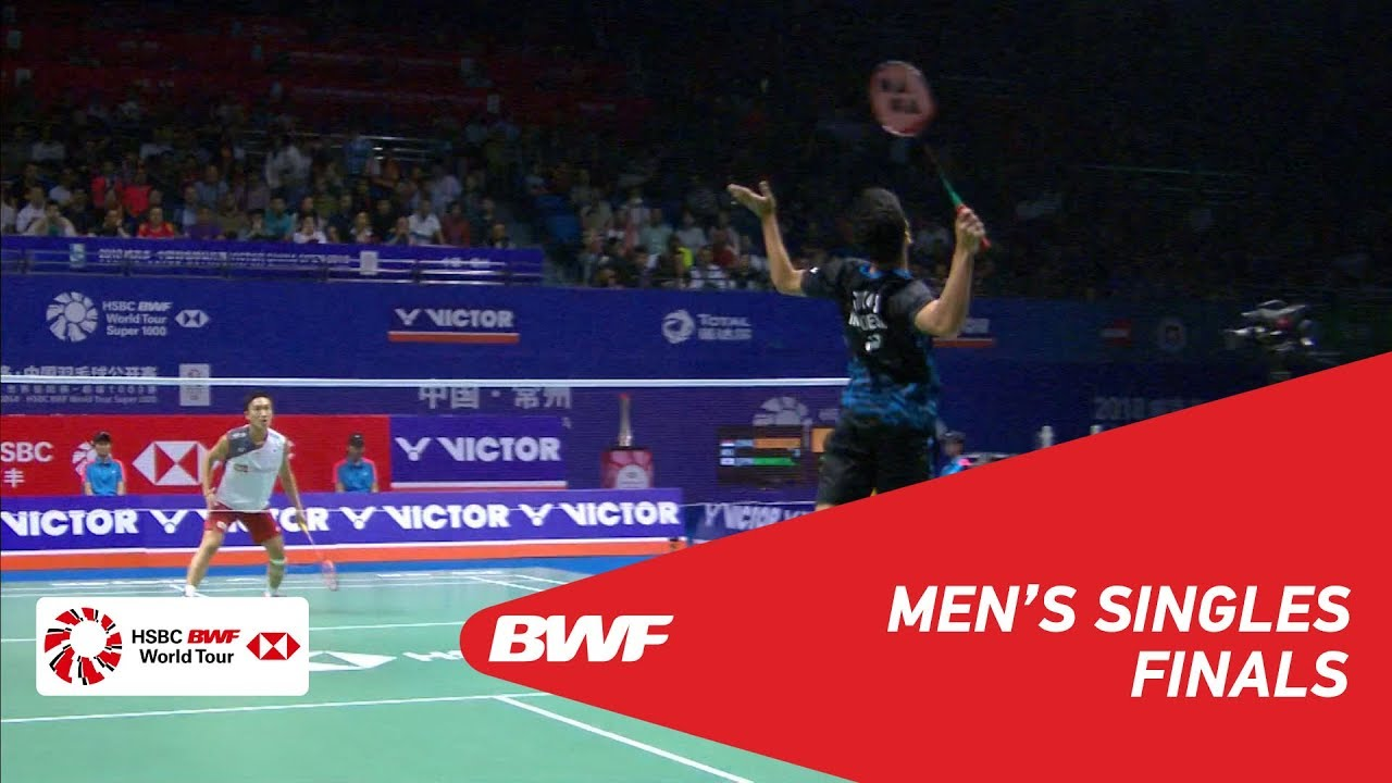 F | MS | Anthony Sinisuka GINTING (INA) vs Kento MOMOTA (JPN) [3] | BWF 2018