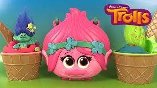Les Trolls Jouets Sac à Main Poppy Bijoux et Surprises Play Doh streaming