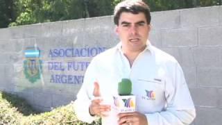 TV AZTECA DEPORTES EN SUDAMERICA - SELECCION ARGENTINA ERA MARADONA