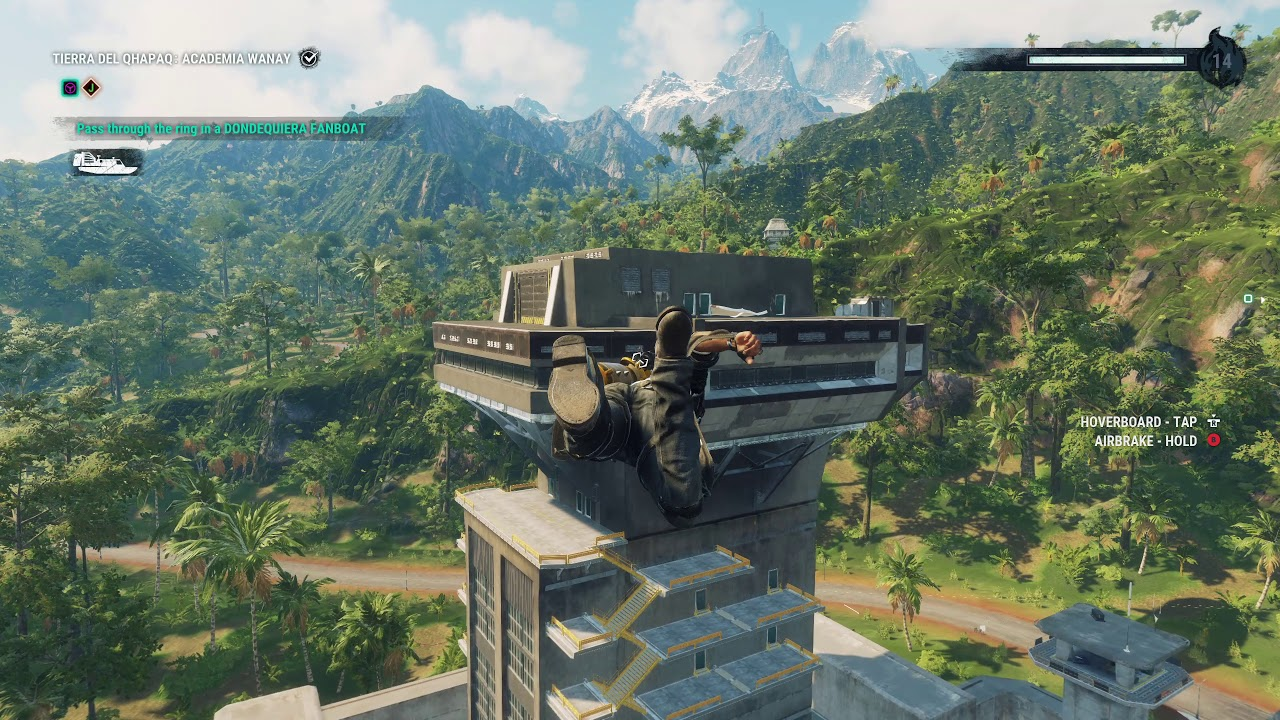 2020 01 02 01 59 03 Just Cause 4 - YouTube