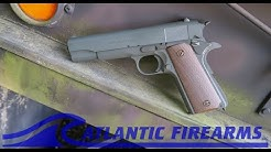 1911A1 Pistol WWII US Army From SDS at Atlantic Firearms