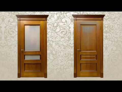 межкомнатные двери -Янтарь дуб