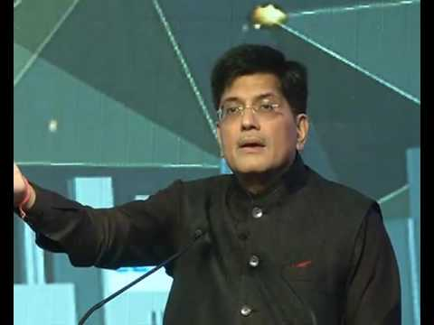 Keynote address at Zee Business 'Market Excellence Awards' in Mumbai