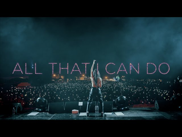 Violette Wautier - All That I Can Do (Official Music Video)