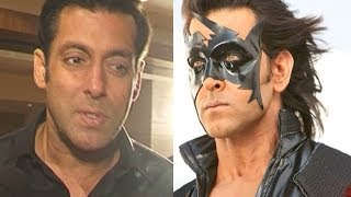 Krrish  3 -- Fake Box Office collection, Salman Khan