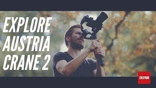 Explore Austria With Zhiyun CRANE 2 | By DreamDuoFilms