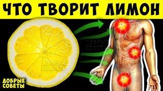 постер к видео Ешь Лимон Каждый день и Увидишь, что Случится с Организмом