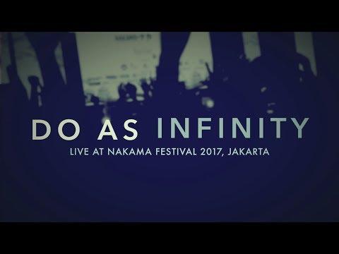 Do As Infinity Live at Nakama Festival 2017 | Ecopark Ancol Jakarta | 3 Sept 2017 | ToscaVlog