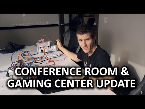 Pimp My Conference Room - Acer Projector, Carada Screen & More!
