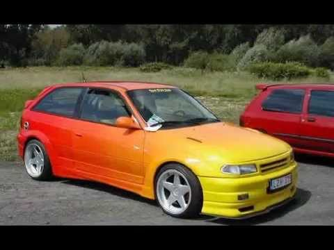 opel astra f tuning by piter youtube. Black Bedroom Furniture Sets. Home Design Ideas