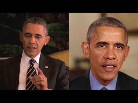 Researchers created fake footage of Obama speaking — and the results are scary