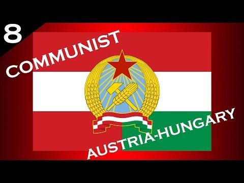 Hearts of Iron 4 #8 | Austria-Hungary | THE FALL OF ITALY