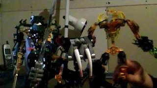 Bionicle Adventures #24: Zaktan & Jetbug's Random Day