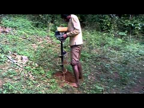 Earth Auger Machine By House Of Power Equipment