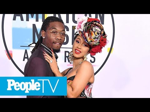 Cardi B Shares Photo Of Her Baby Kulture Hours After Announcing Split From Husband Offset   PeopleTV