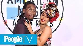 Cardi B Shares Photo Of Her Baby Kulture Hours After Announcing Split From Husband Offset | PeopleTV