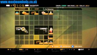 018 Item Storage Trick Deus Ex Human Revolution Walkthrough - Detroit Pt4.mkv