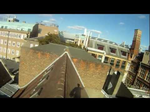 P.O.V Cambridge Roof Mission (Go Pro HD Hero)