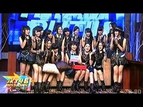 JKT48 Missions - EP 04 (Full Segment) @ TRANS7 [13.14.07]