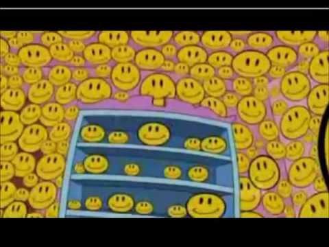 Lisa Simpson- SMILEY FACEY!