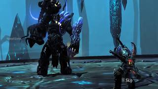 Darksiders 2 Gameplay Walkthrough Part 41 Final Boss Avatar Of Chaos