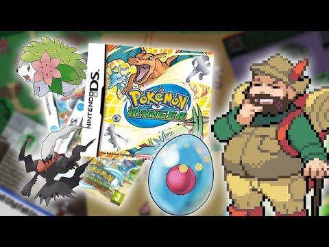 The Manaphy Egg & Pokemon Ranger Transferable Pokemon - Nintendo History