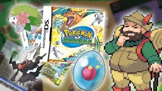 The Manaphy Egg & Pokemon Ranger Transferable Pokemon - Nintendo History