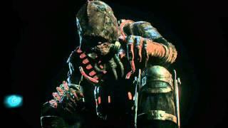 Batman Arkham Knight Scarecrow Game Over Screens