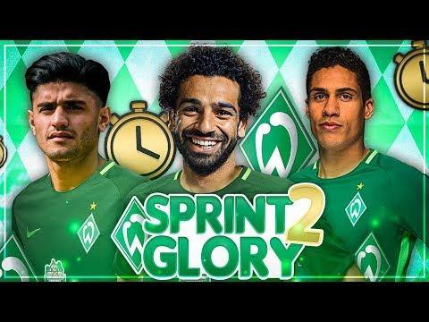 BREMENS RÜCKKEHR AUF DER GROßEN BÜHNE!! 🏆💪🔥 - FIFA 18 Werder Bremen Sprint To Glory