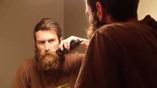 Guy Shaves Off Huge Beard for Mother for Christmas. Watch Hi...