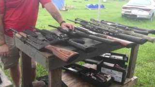 Gun Range - British (SAS) Firearms Instructor