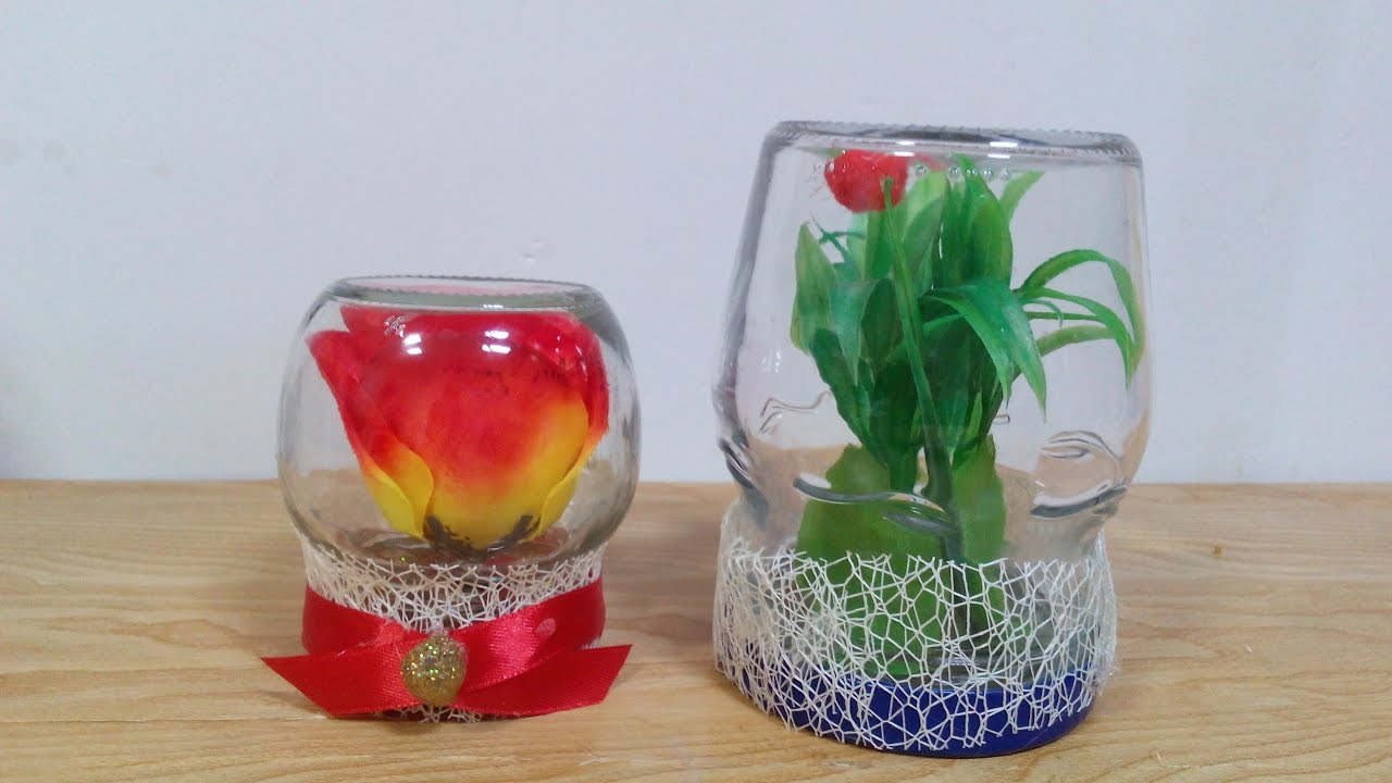 recycled craft ideas for home diy crafts recycling ideas how to reuse jars for 7091