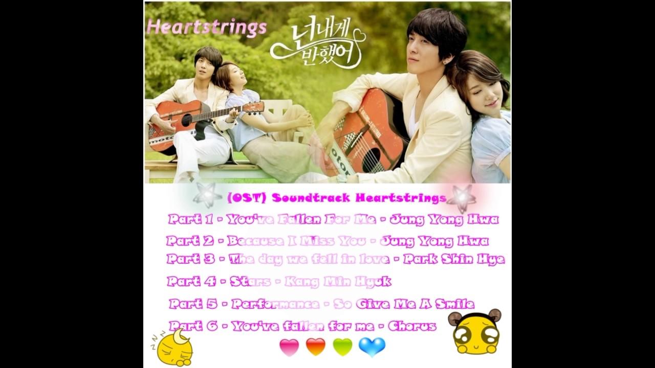 banda sonora de heartstrings