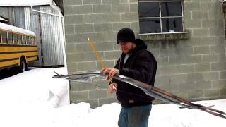 Shooting and Stringing the Avatar Bow