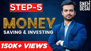 How to be RICH Step 5 | Money Saving and Investing Tips