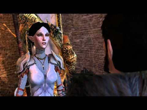 Dragon Age 2: Merrill Romance #15-1: A New Path (Rivalry)