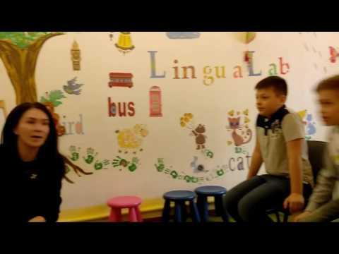 Своя игра на английском