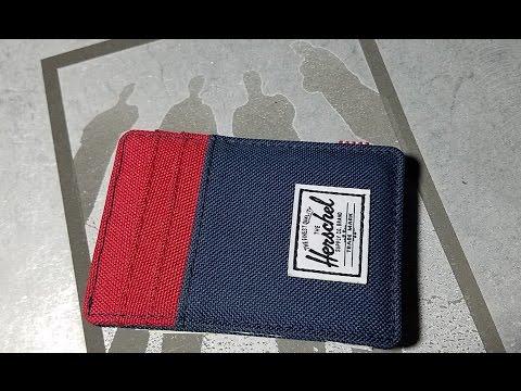 Herschel Supply Co.: Minimalist Wallet ¯\_(ツ)_/¯