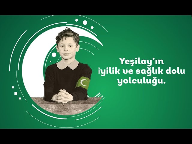 Yeşilay - İnfografik Tanıtım Filmi