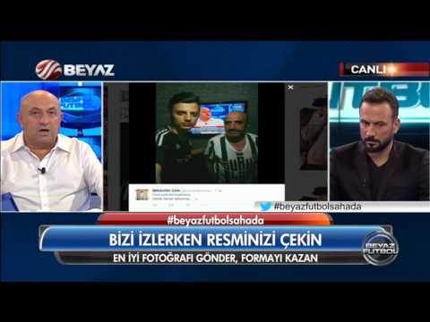 (..) Beyaz Futbol 15 Ağustos 2015 Kısım 1/3 - Beyaz TV