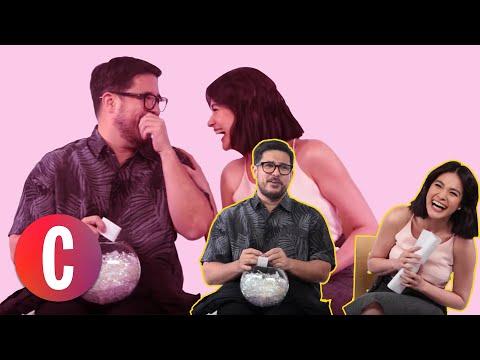 Aga Muhlach Learns Millennial Slang With Bea Alonzo