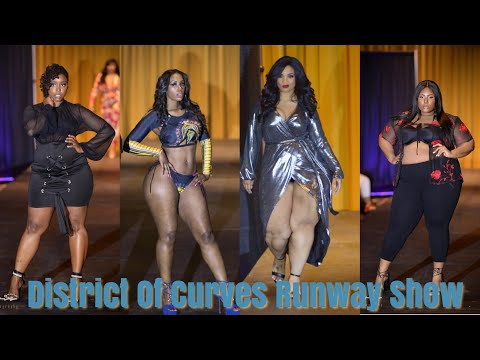 #DistrictOfCurves: Full Figured Fashion Show highlights. http://bit.ly/2HOChP6