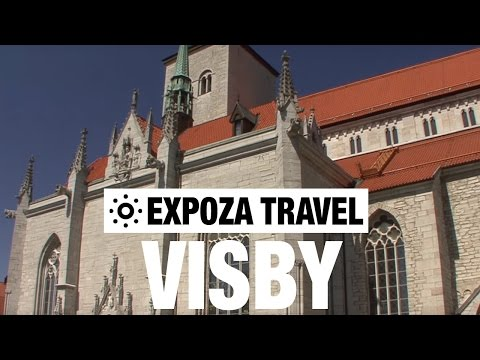 Visby (Sweden) Vacation Travel Video Guide