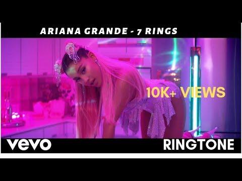Ariana Grande - 7 rings Ringtone |Download Link in Description|