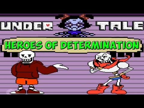 Undertale - Heroes of Determination | Papyrus