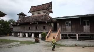 Talo Mano Mosque - Narathiwat