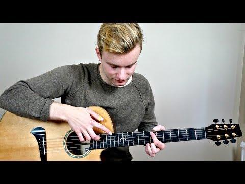 Harry Potter Theme Meets Fingerstyle Guitar - Mattias Krantz