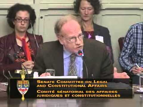 Law and Constitutional Affairs Senate Meeting 2014-09-17