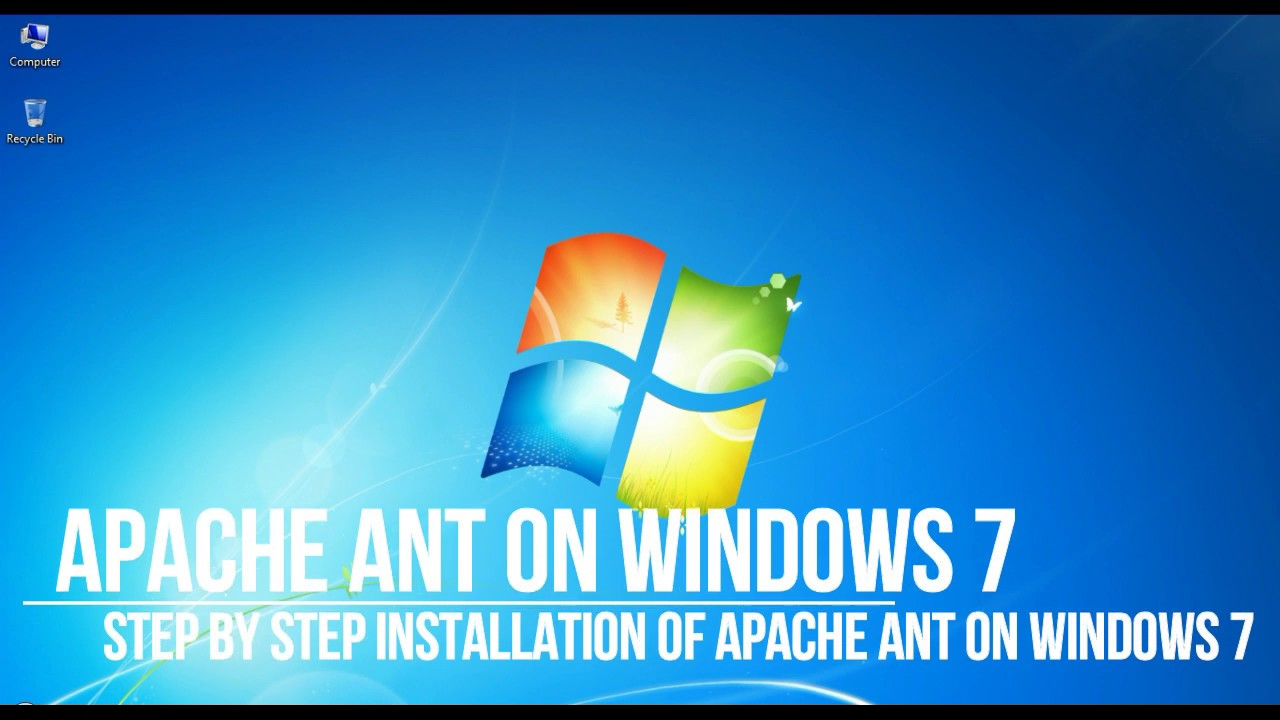 ant for windows