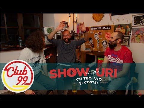 Podcast #175 | Show-uri si cadouri | Intre showuri cu Teo Vio si Costel